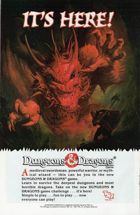 Deadly Foes of Spider-Man Dungeons & Dragons
