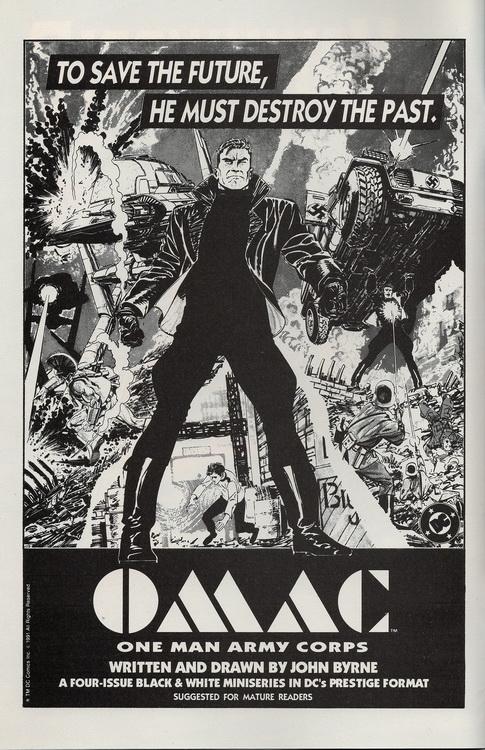 Hawkworld OMAC