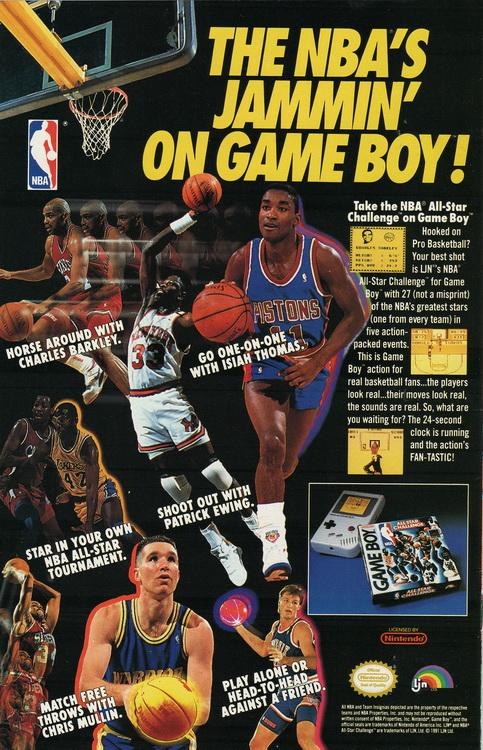 Sleepwalker NBA All-Star