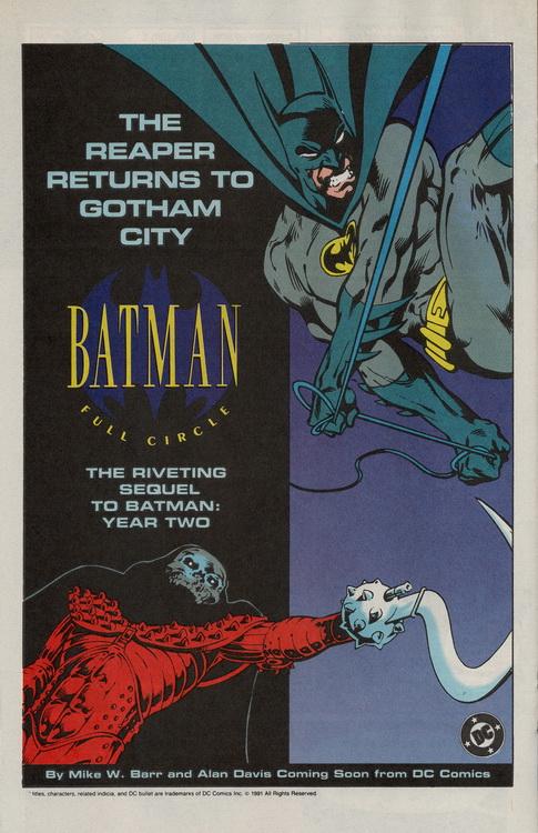 Deathstroke Batman Full Circle
