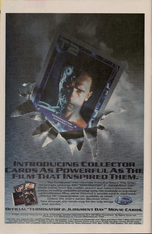 The Incredible Hulk 385 Terminator 2