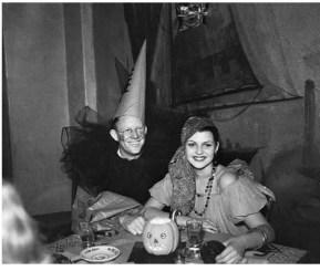 Rita Hayworth with Pinky Tomlin