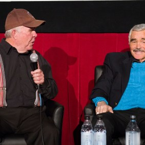 Ned Beatty and Burt Reynolds ahead of screening the film Deliverance Saturday at the 2013 TCM Classic Film Festival in Hollywood, California. 4/27/13 ph: Adam Rose