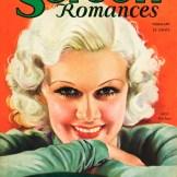 Cover girl Jean Harlow