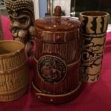 Smuggler's Cove and Longitude's Barrels and Kona Club's Tiki Mug