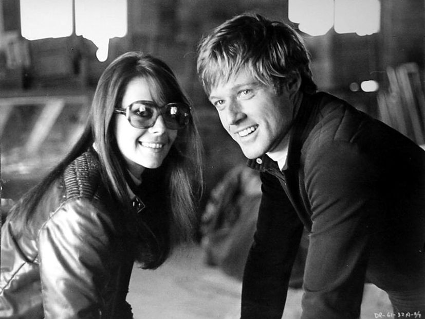 Image result for robert redford and natalie wood