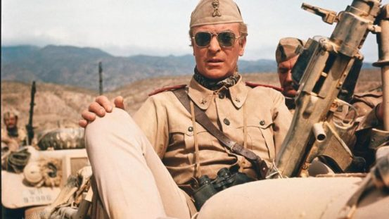 Image result for MICHAEL CAINE IN PLAY DIRTY