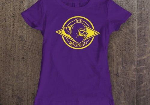 T-Shirt Logo Rider Girl