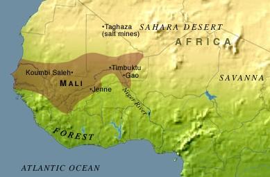 french colonial mali