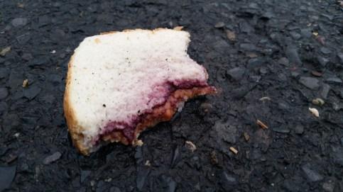 Street sandwich