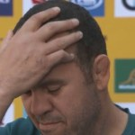 Michael Cheika resigns