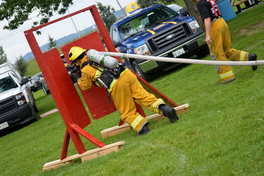 hawkesbury wins at firefighter