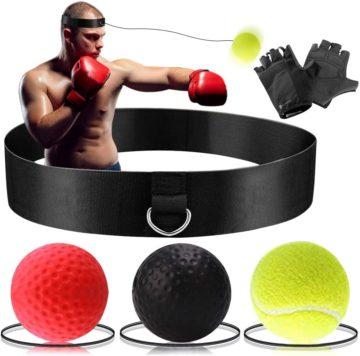 Rantizon Best Boxing Reflex Balls
