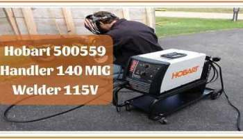 Hobart Ironman 230 Review - 500536 MIG Welder | The Reviewer Pro
