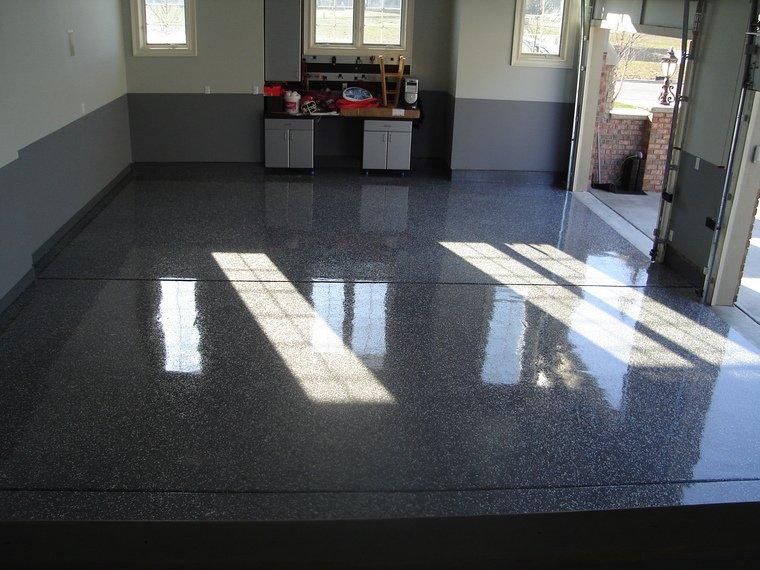 Best Garage Floor Coating Epoxy and Paint  2017