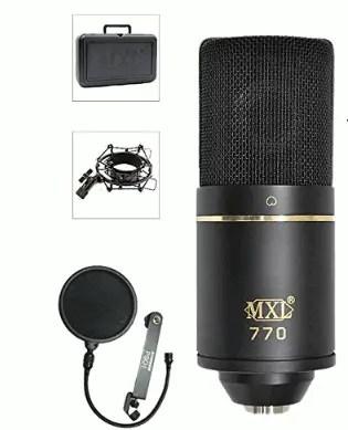 mxl 770 review