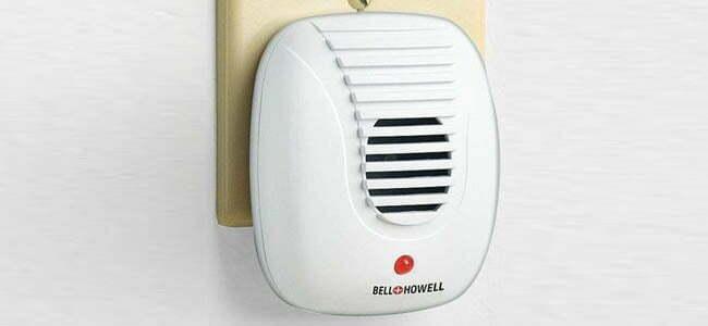 bell Howell ultrasonic pest repeller