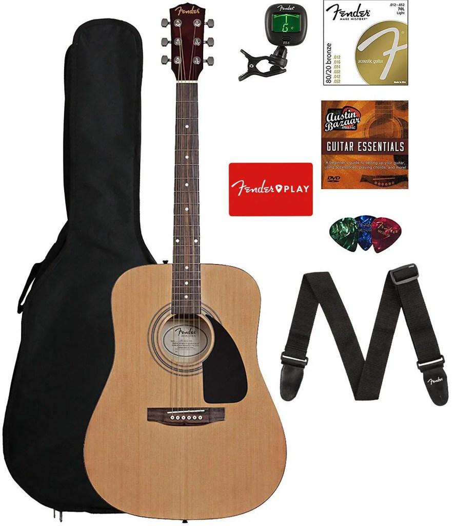 Fender FA-115 Acoustic guitars