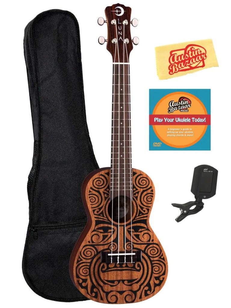 luna ukulele review