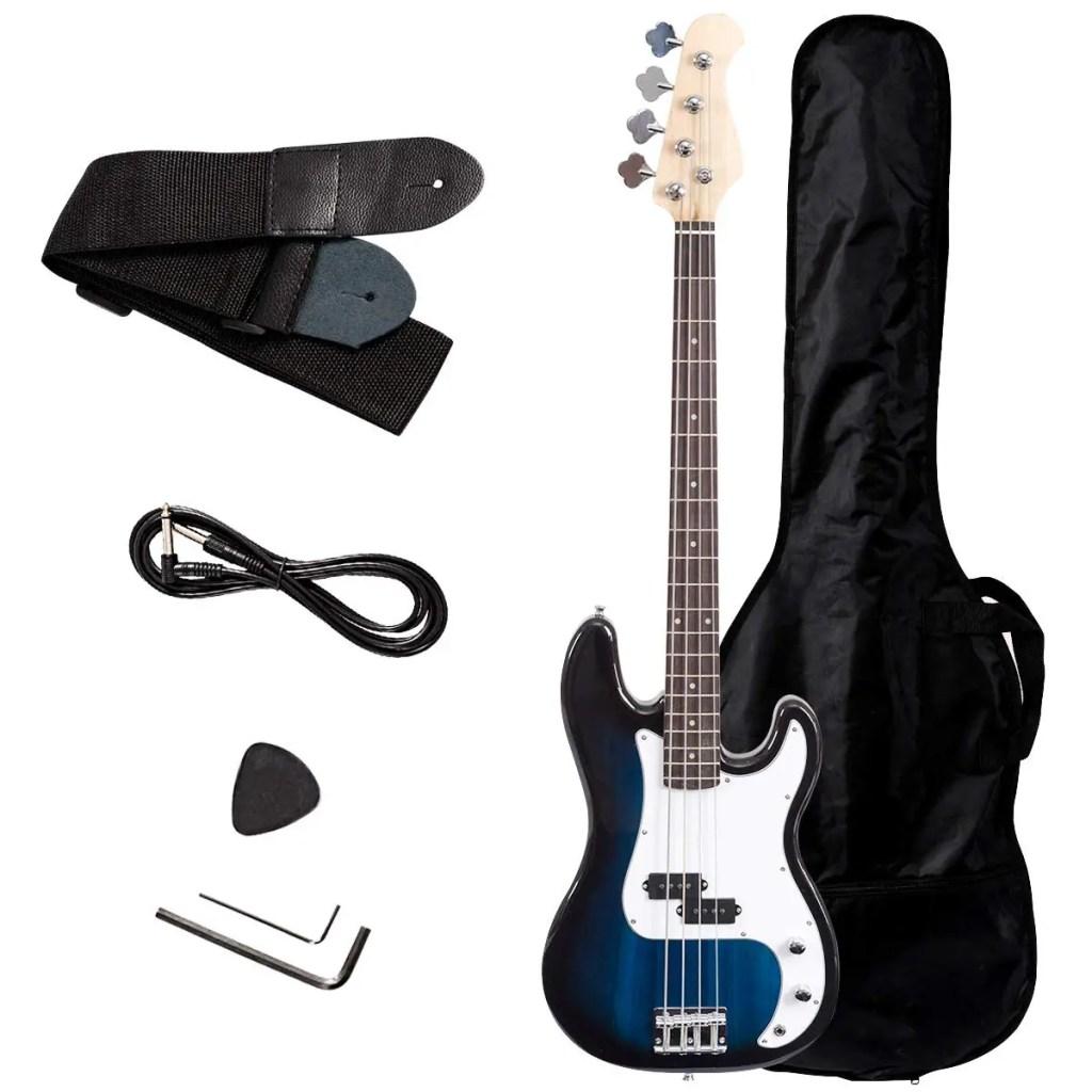 best cheap bass guitars