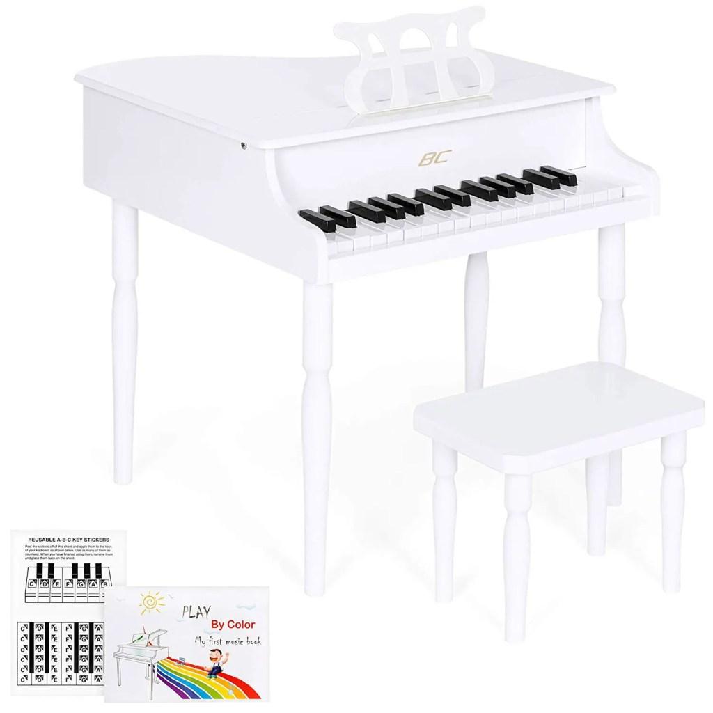 Classic Wooden 30 Key Baby Grand Piano Buy Baby Grand Piano
