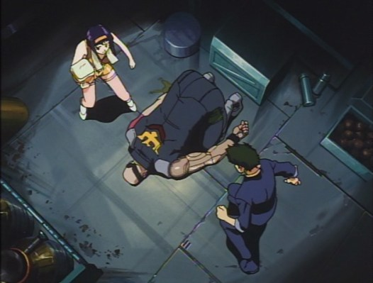 Three Two One Let S Jam With Cowboy Bebop The Review