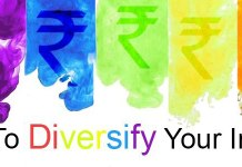 diversify your income