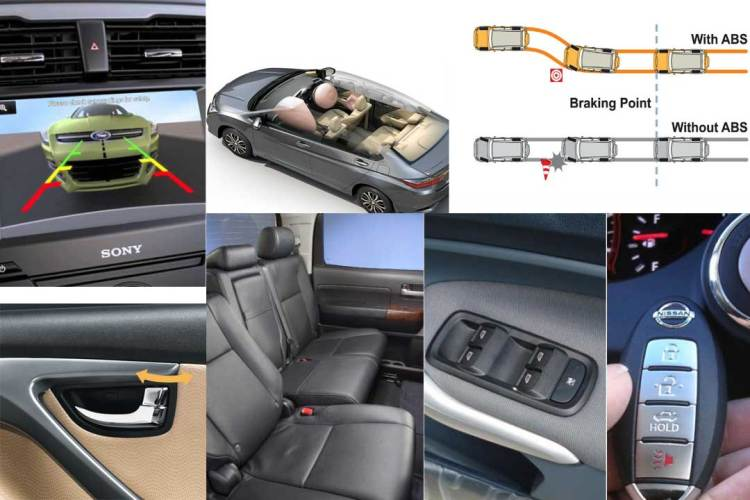 Features and Safety that you must have in your car