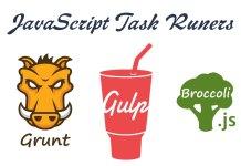 javascript task runners