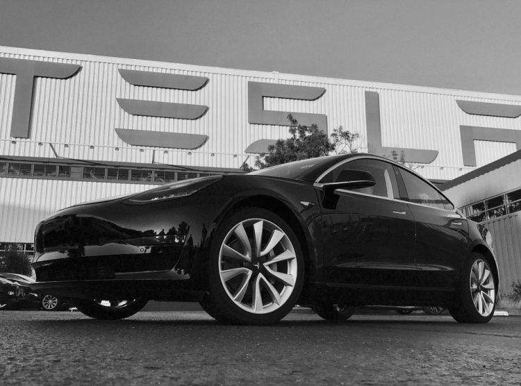 Tesla Model 3 Started Production