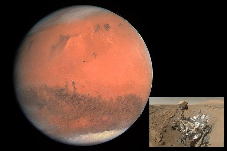 Organic Matter found on Mars, NASA reveals