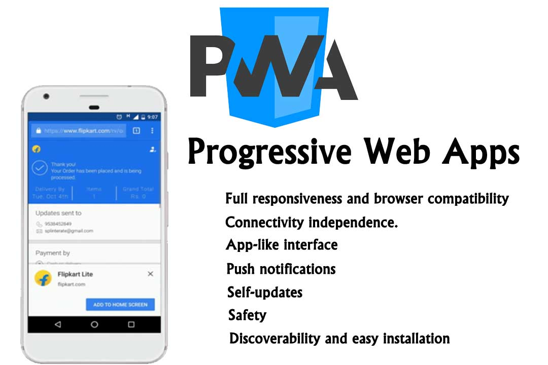 Progressive Web Apps (PWA) – ReviewStories