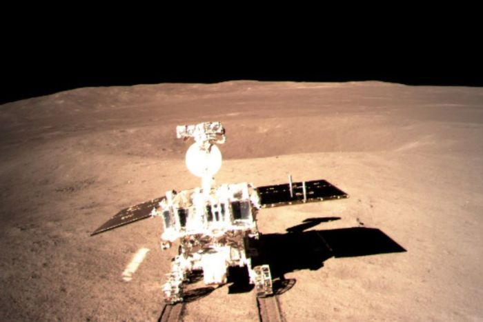 China lands on far side of the moon
