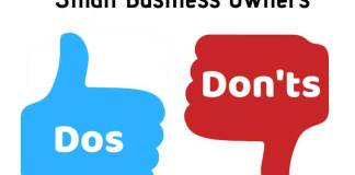 Do's and Don'ts for Small Business
