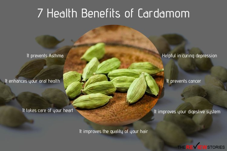 7 Health Benefits of Cardamom in 2020