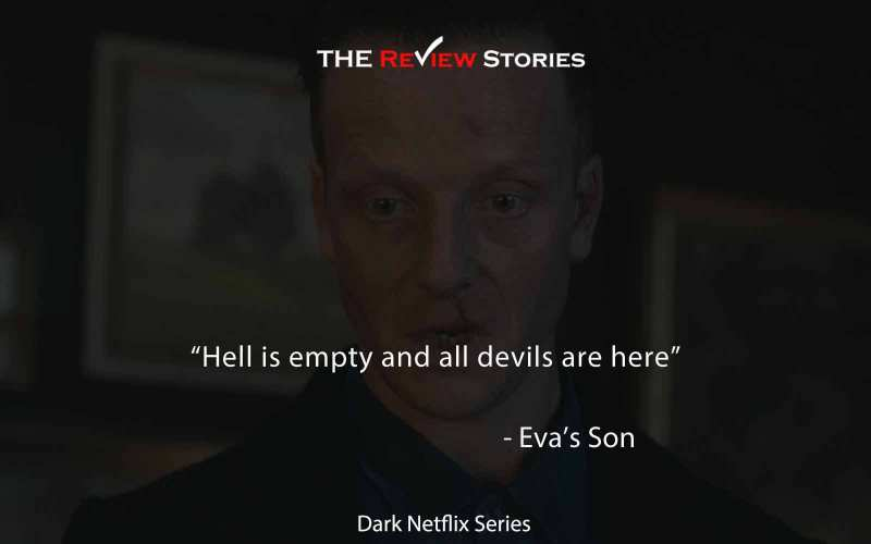 Hell is empty and all devils are here
