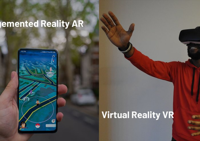 AR and VR for public speaking skills
