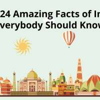 Top 24 Amazing facts of India everybody should know