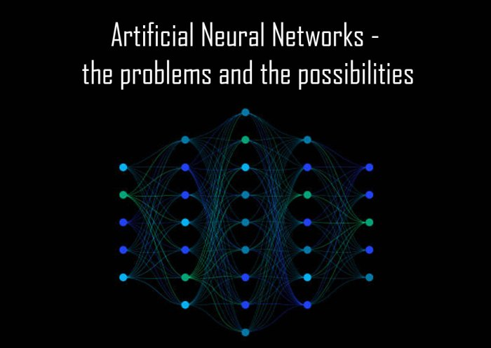 how artificial neural networks works