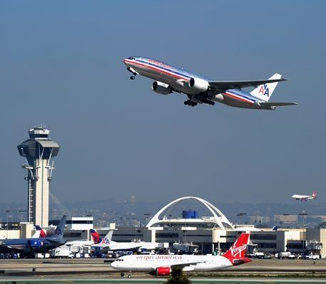 Eliminating the FAA required to truly privatize air travel.