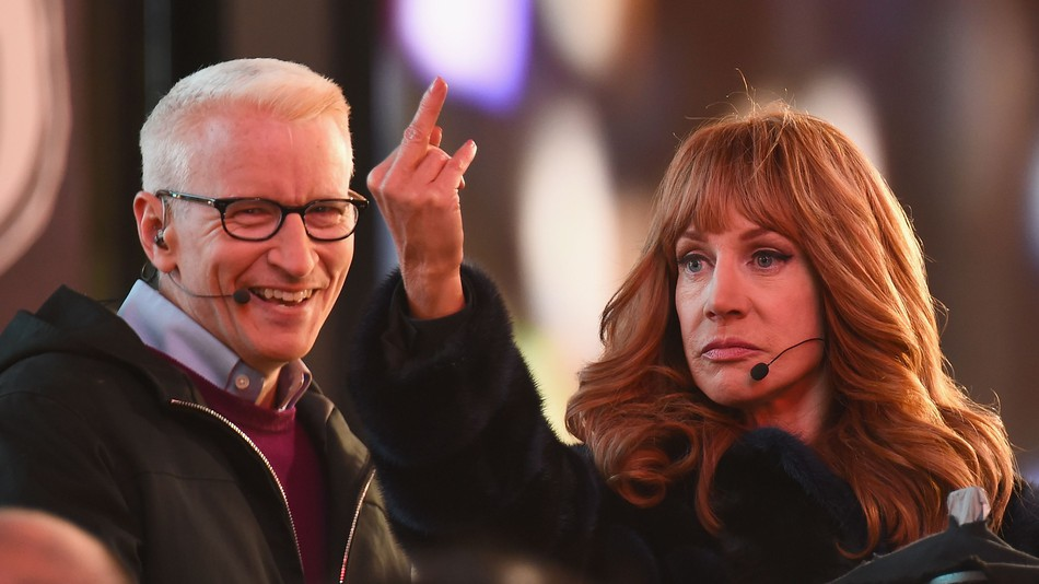 Kathy Griffin's free speech may have cut the head off her own career.