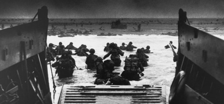 Message of Normandy: Our Nation Conquers Evil