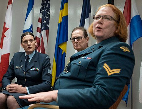 U.S. Military is Not a Petri Dish for Transgender Experiments
