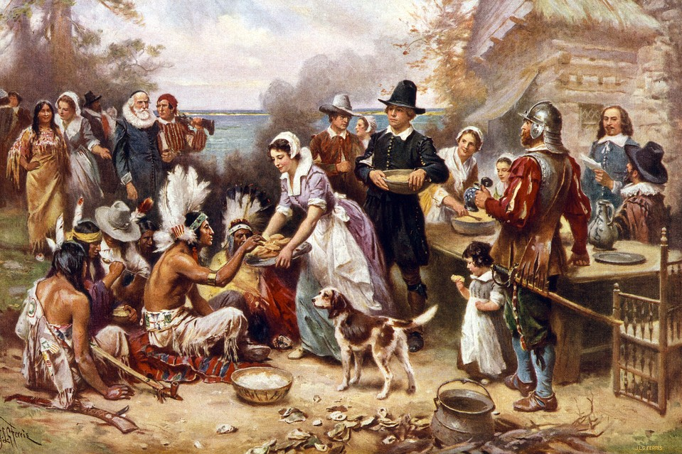 Let's Feast On The Real Reasons For Thanksgiving
