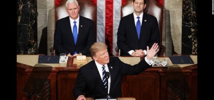 State of the Union Unveiled the Democrats Last Night, the Media Today
