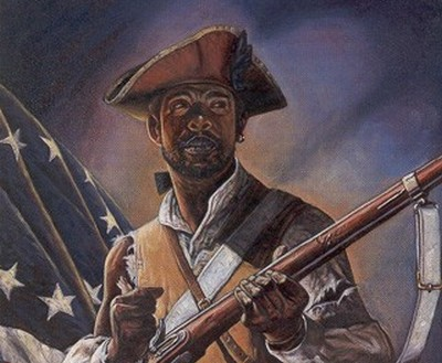 Note To Larry King: Armed, Freed Slaves Fought For Our Freedom