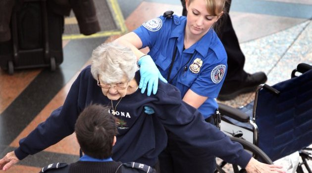 Secret TSA List Violates The Constitution