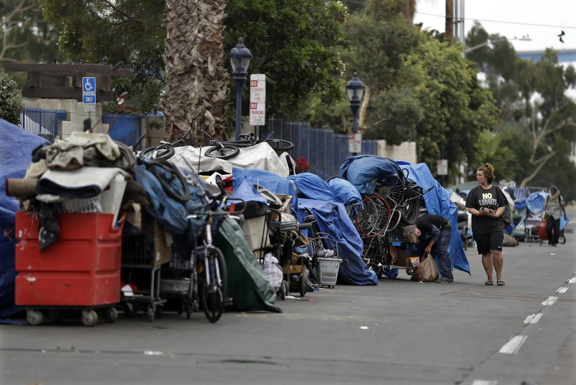 Californias Slow Decline Into The Abyss of Venezuela