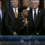"Dramatic Display Of Bipartisan, Racial Unity Over ""In God We Trust"" Law"