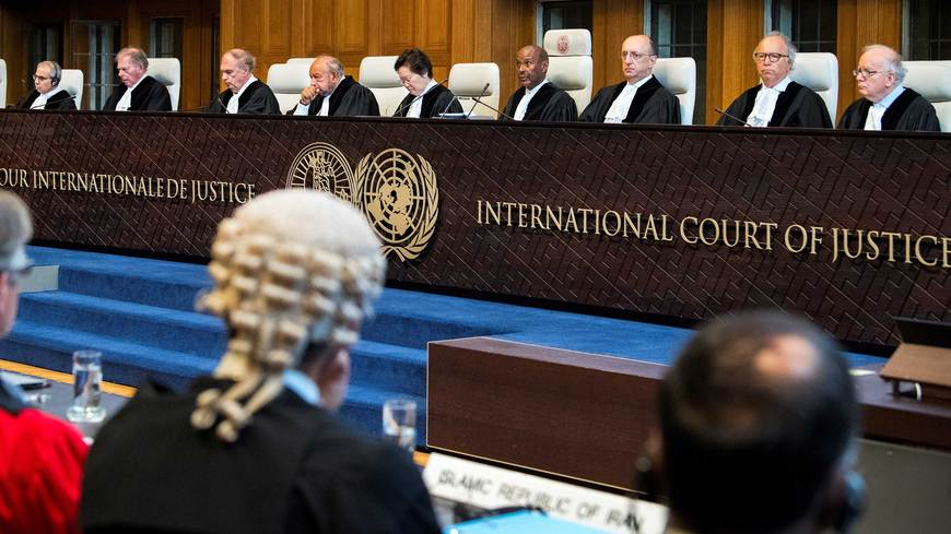 UN Court Sides With Iran Against The U.S.; More D.C. Cleanup Needed